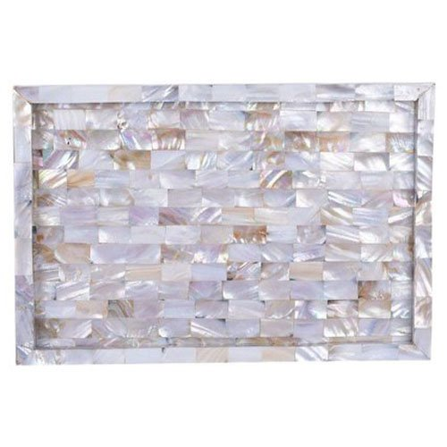 Handle Easy Mother of Pearl Trays