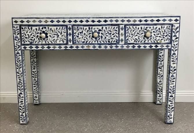 How Bone Inlay Furniture is Made?