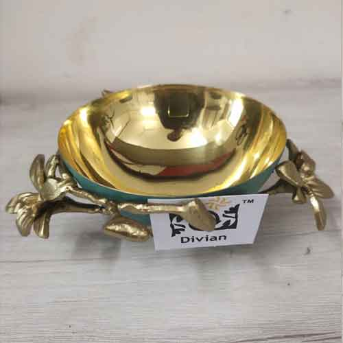 Blue Passion Brass Burner